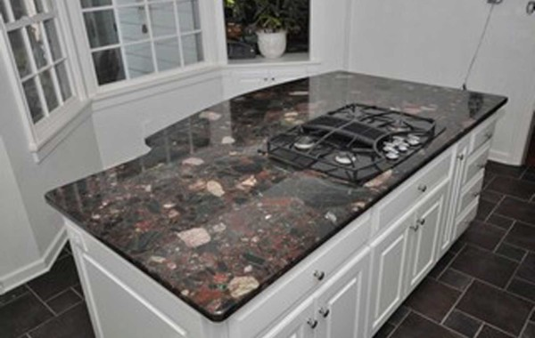 Palladio Granite Kitchen