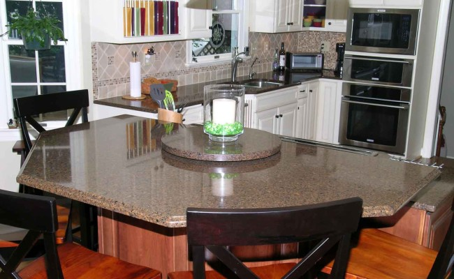 Tropical-Brown-Kitchen-Table