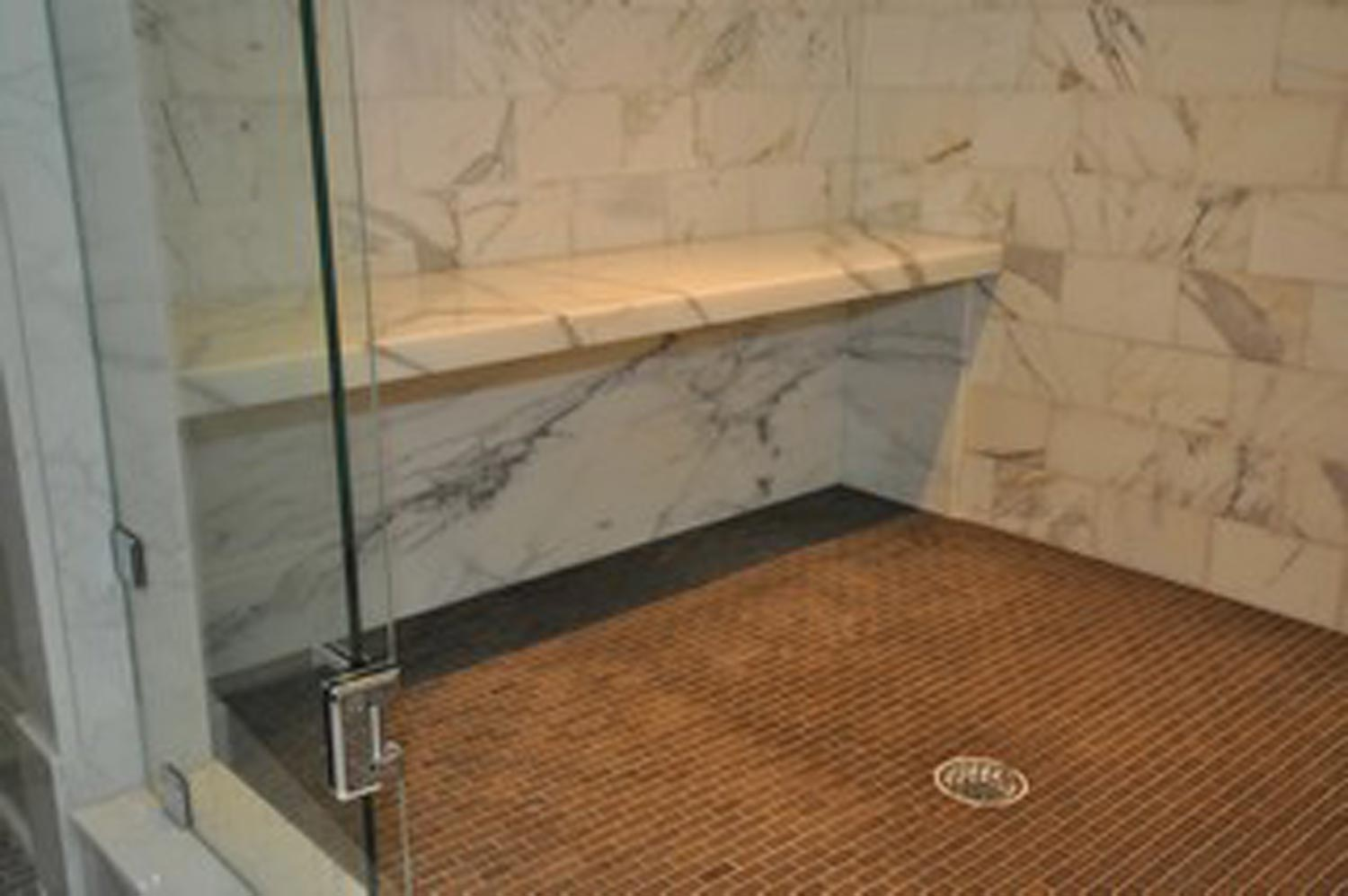 Marble Shower Installation Richmond Va Artistic Stone