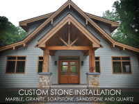 Custom Stone Installation