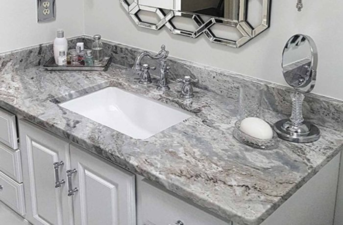 Marble Kitchen Countertops Installation | Richmond, VA | Artistic ...
