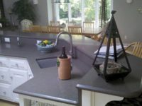 Gray Quartz Countertops
