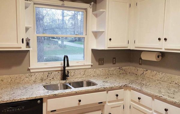 White Eyes Granite