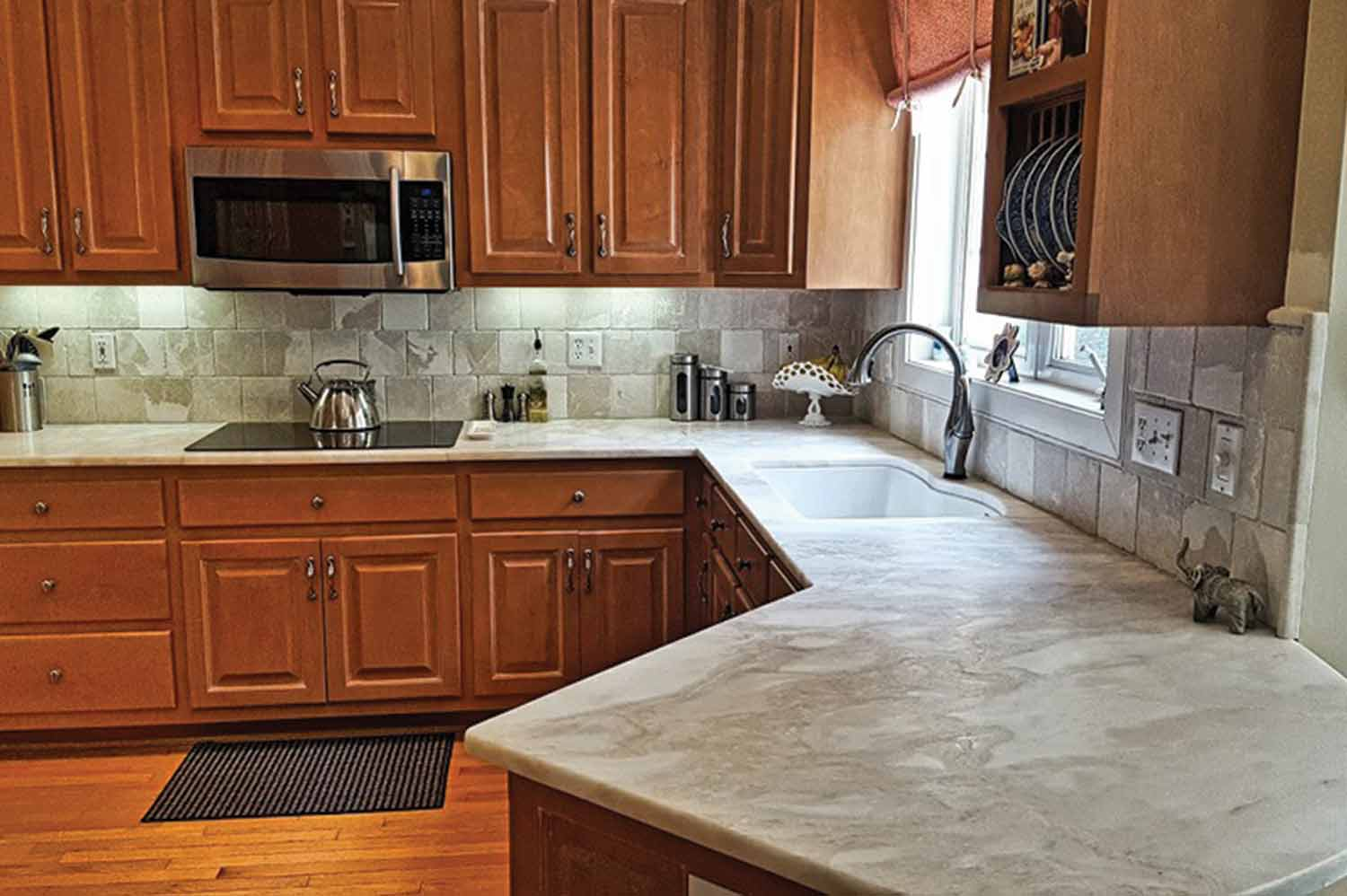 Richmond Granite Countertops Installation, Fabrication, Repair